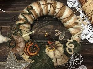 Тыквенное время — вяжем тыквы к Хэллоуину. Ярмарка Мастеров - ручная работа, handmade.