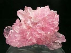 Магия камней. Розовый кварц. | Ярмарка Мастеров - ручная работа, handmade