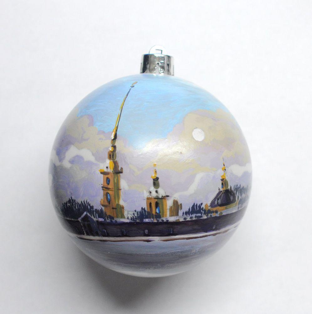 рождество, сувениры и подарки, роспись