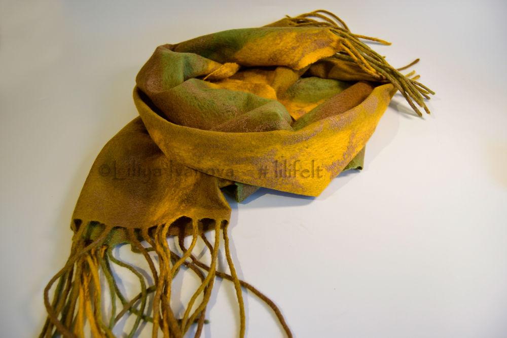 Виды шарфов. Что такое снуд, кашне, палантин, бактус и способы ношения, фото № 1
