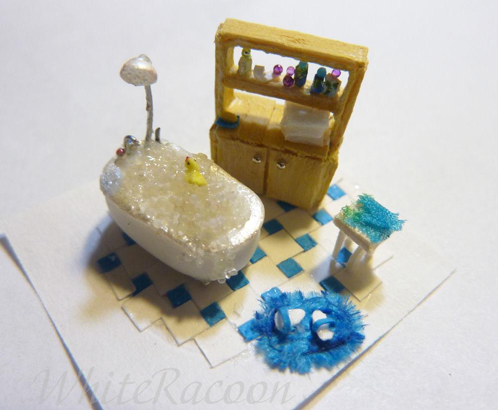 новинка в магазине, ванна