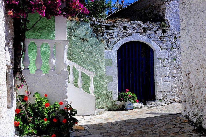 Греческий стиль в интерьере лаконичность, свобода и сдержанность цвета, фото № 26