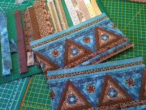Процессы... Совсем скоро новая сумочка :). Ярмарка Мастеров - ручная работа, handmade.