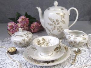 Чайный набор Lettin Германия. Ярмарка Мастеров - ручная работа, handmade.