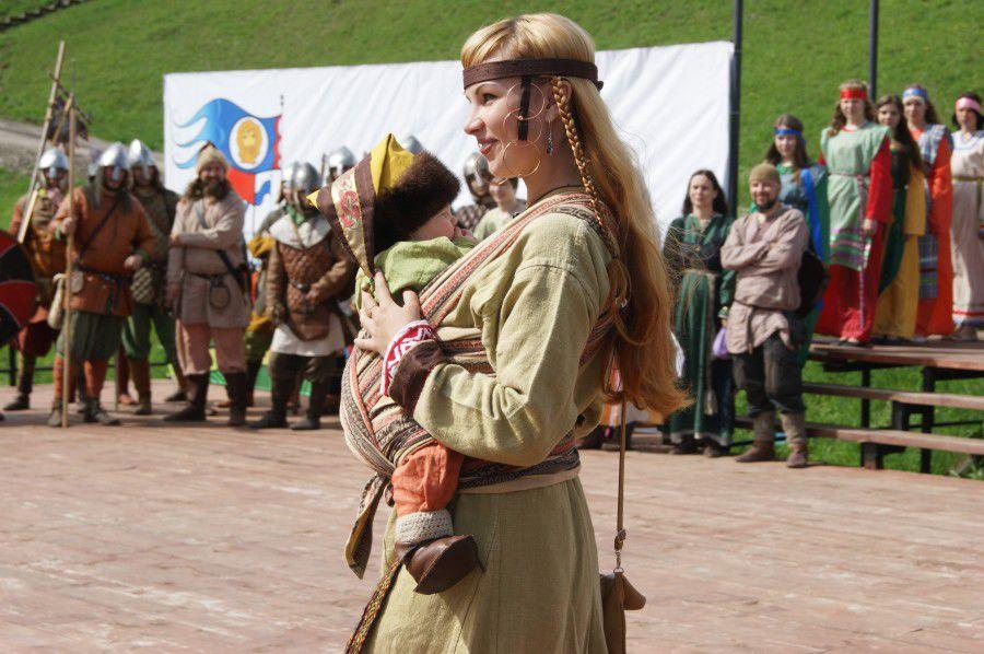 ободок для волос, славянские традиции