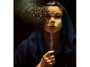 Снимая маски...или Быть Настоящими в Настоящем. Ярмарка Мастеров - ручная работа, handmade.