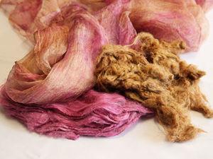 Вебинар по декоративным волокнам. Ярмарка Мастеров - ручная работа, handmade.