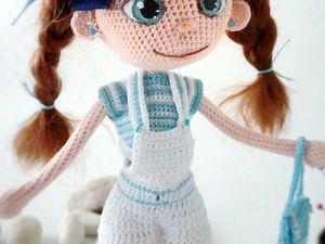 Кукла Маринка. Ярмарка Мастеров - ручная работа, handmade.