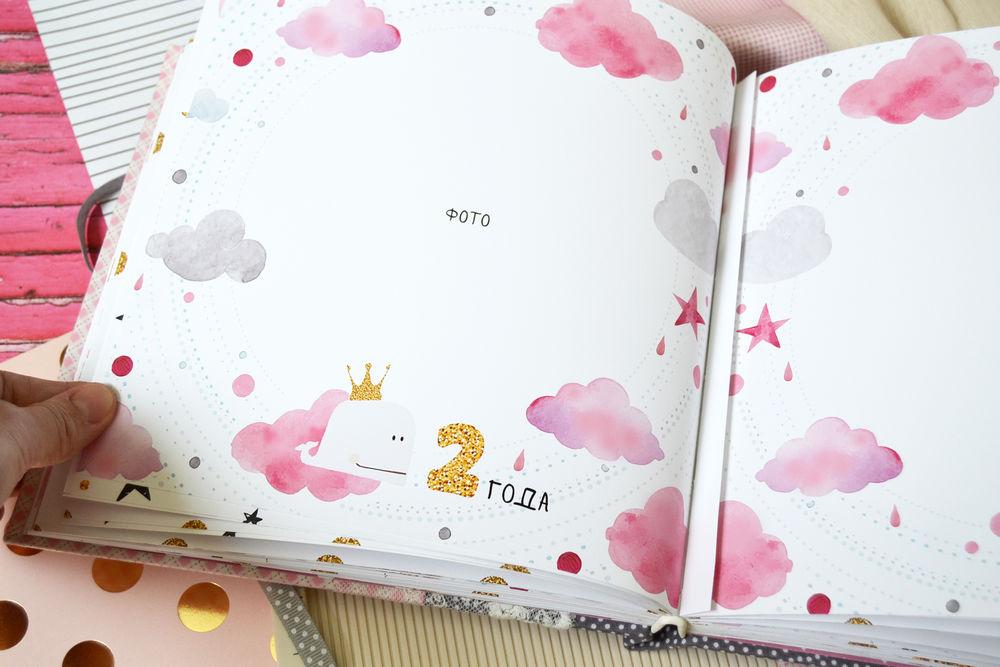 Фотоальбом для девочки с рождения и до 5 лет., фото № 17