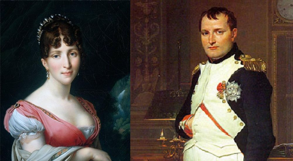 a history of josephine and napoleon