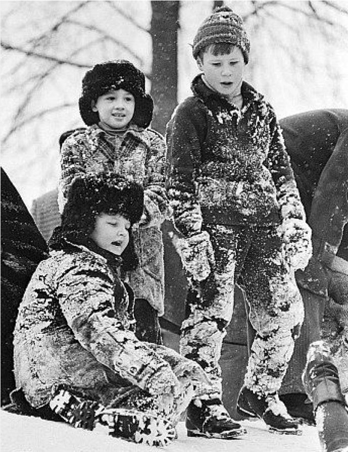 Когда-то, в волшебных московских декабрях, фото № 7