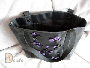 Шьем необычную сумку с пуговицами. Ярмарка Мастеров - ручная работа, handmade.