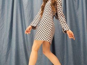 Наши истории. Платье Биркин. Ярмарка Мастеров - ручная работа, handmade.