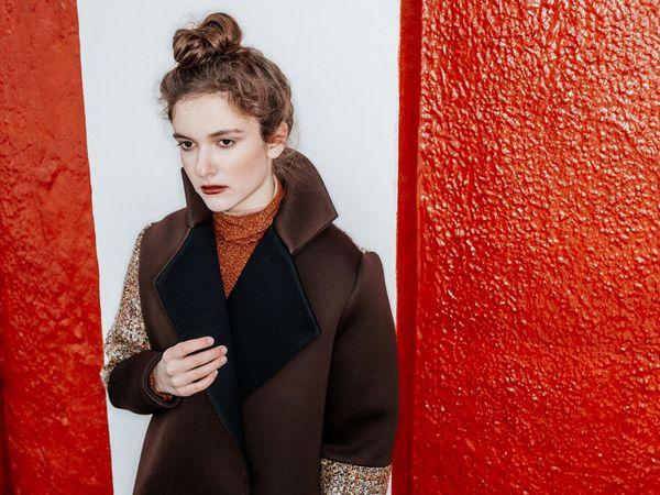 время пальто | Ярмарка Мастеров - ручная работа, handmade