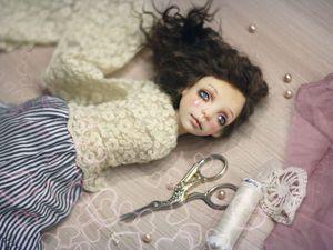 Процесс рождения куклы | Ярмарка Мастеров - ручная работа, handmade