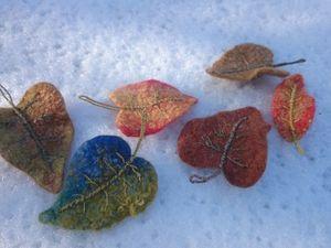 Акция-подарок! Снежный листопад!. Ярмарка Мастеров - ручная работа, handmade.