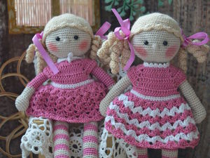 Куколки. | Ярмарка Мастеров - ручная работа, handmade