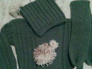 первый детский костюм, за последние 5 лет !. Ярмарка Мастеров - ручная работа, handmade.