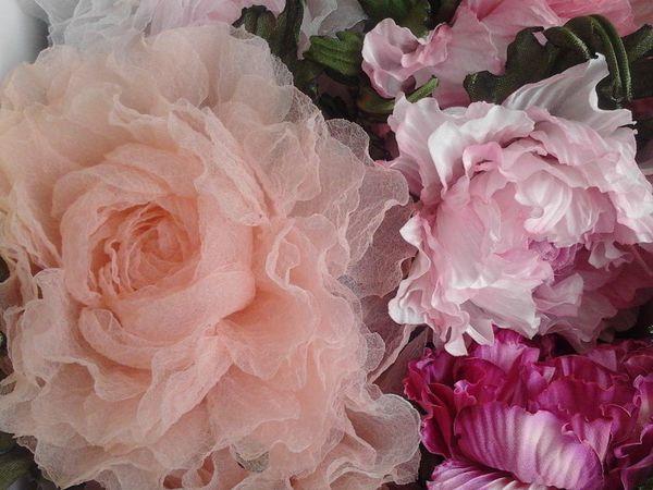 Весна - пора цветов!!! Для Вас - нежные пионы!!!   Ярмарка Мастеров - ручная работа, handmade
