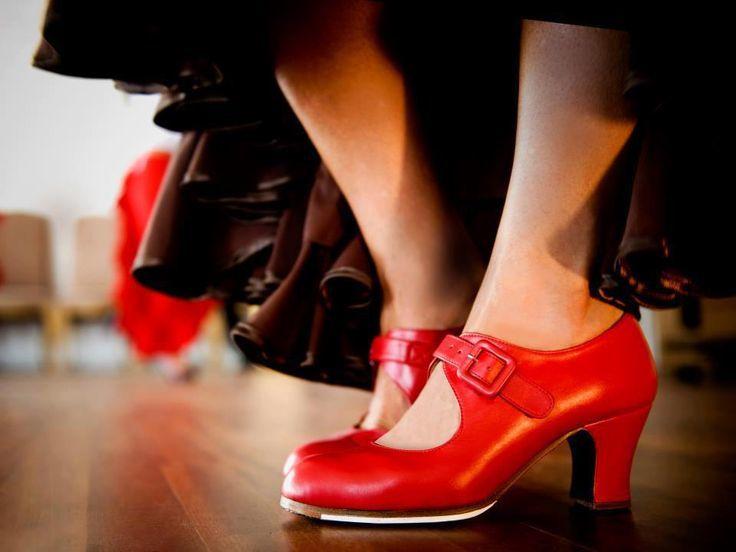 испанские туфли, танец фламенко, flamenco, dance