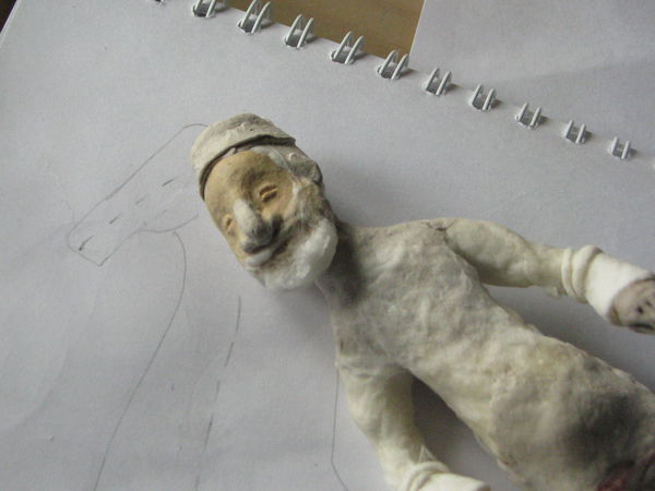 Игрушки из ваты, скоро новые работы на сказочную тему. | Ярмарка Мастеров - ручная работа, handmade