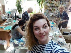 Моя МЕЧТА Сбылась_ Рисовали в Питере!. Ярмарка Мастеров - ручная работа, handmade.