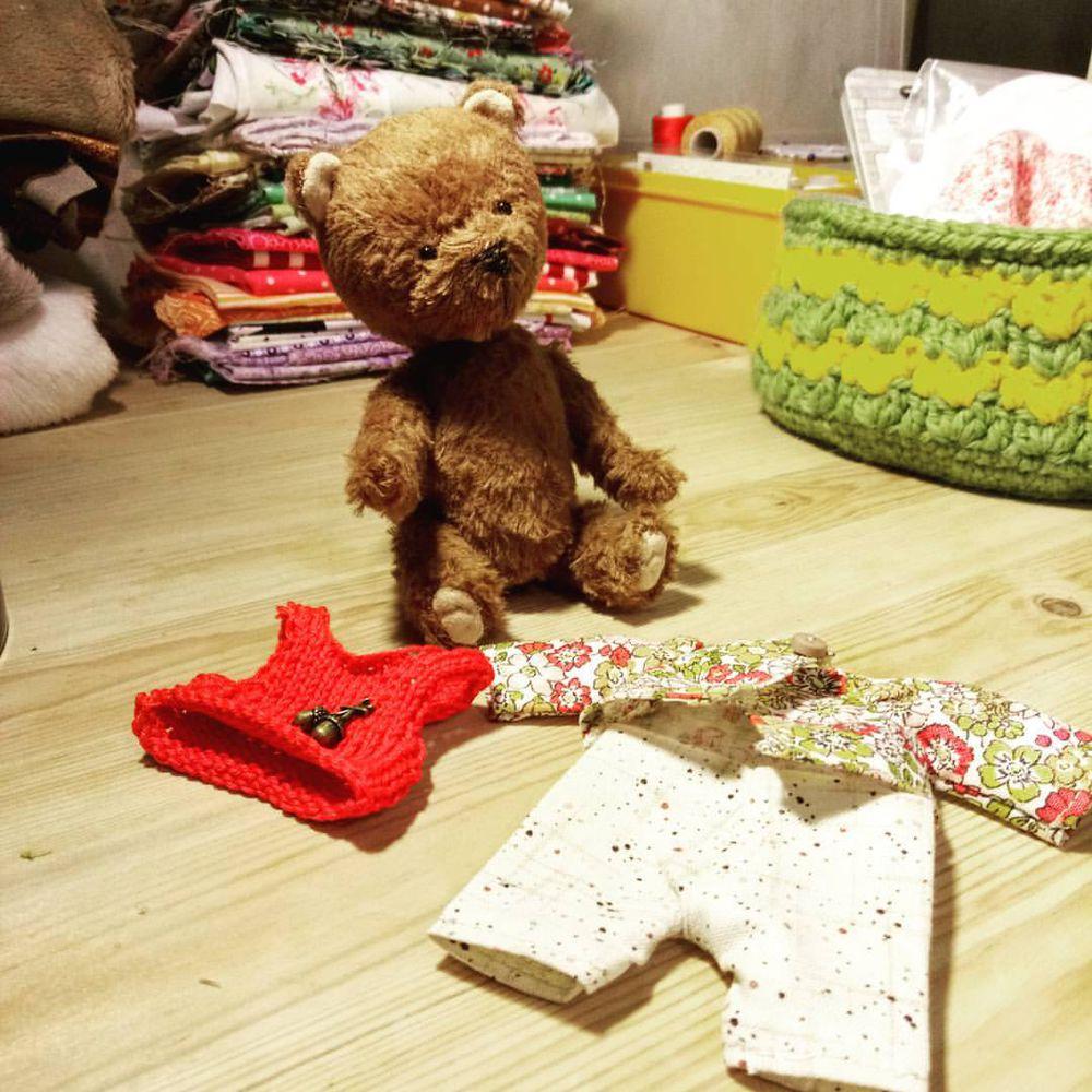bear, новый год