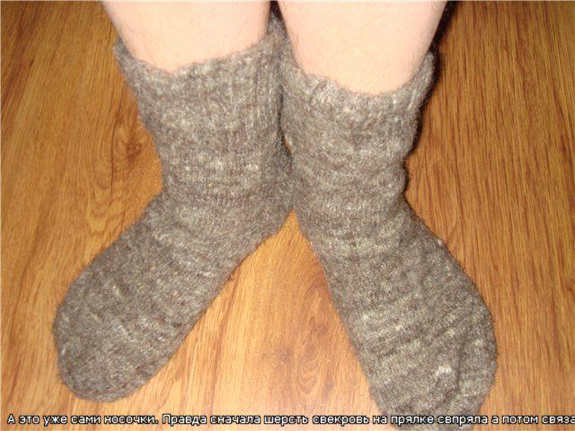 сами носочки,варежки можно посмотреть у меня в магазинчике( свекровь интернетом не владеет)