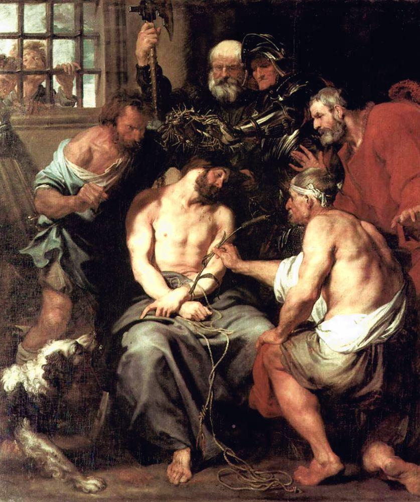 иисус христос в картинах