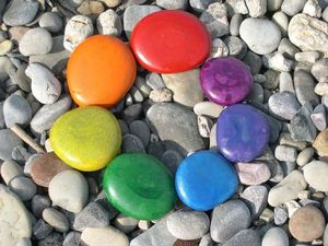 Какие камни подходят для детишек? Как правильно пользоваться?. Ярмарка Мастеров - ручная работа, handmade.