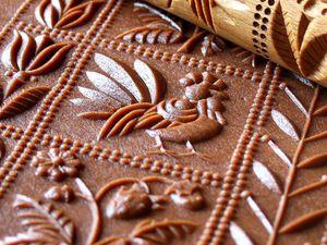 Чудесная скалка   Ярмарка Мастеров - ручная работа, handmade