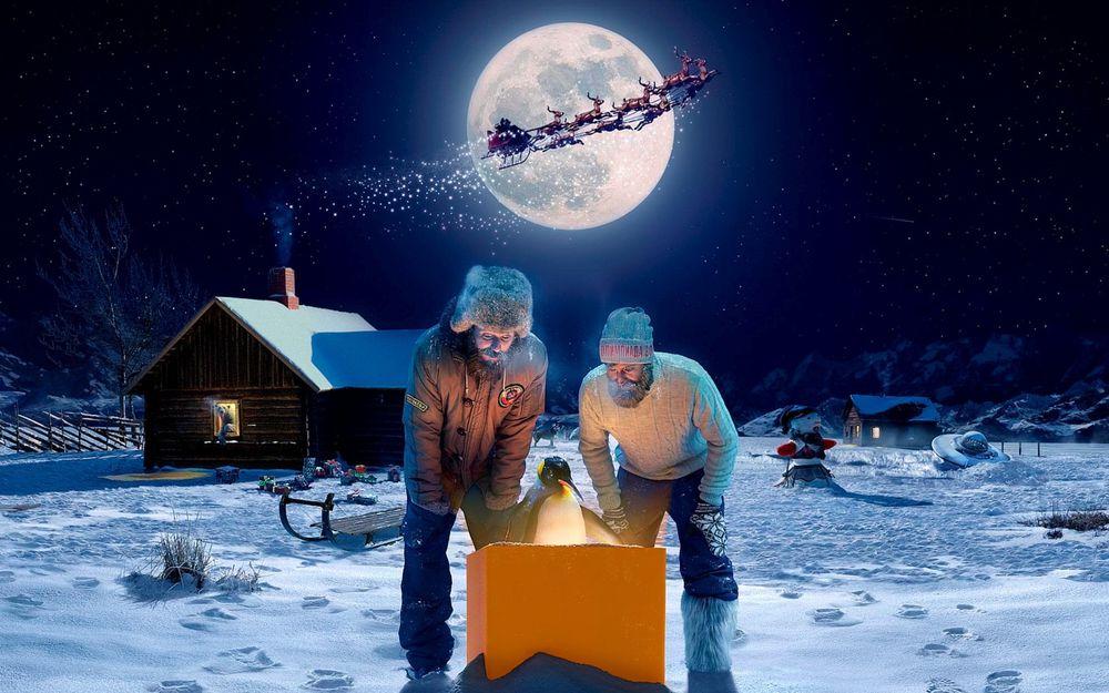 доставка, новогодняя доставка, курьерская доставка, подарки к новому году