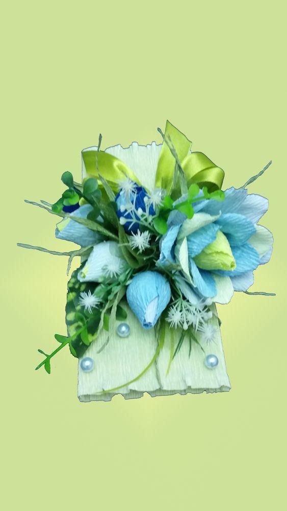 аля ашмарина, цветоделие