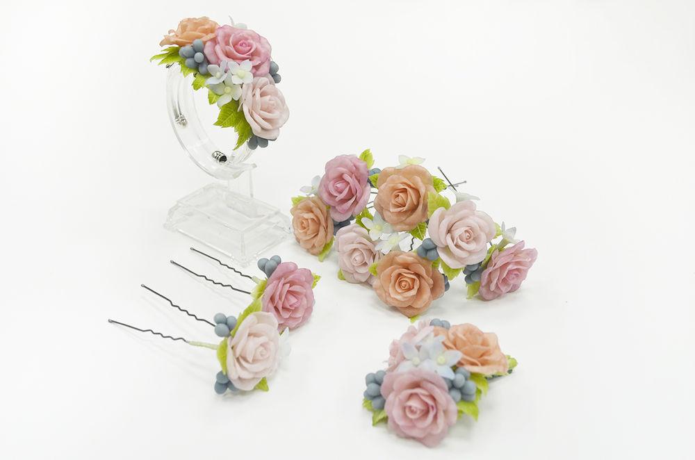 жуковский, розы из холодного фарфора, мастер-классы в жуковском
