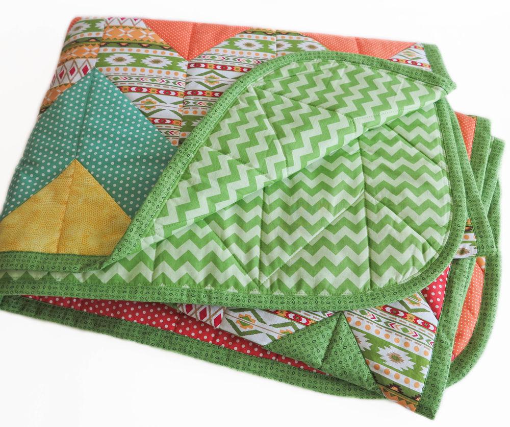 акция, лоскутное одеяло, идея подарка