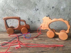 Теперь и игрушки!. Ярмарка Мастеров - ручная работа, handmade.