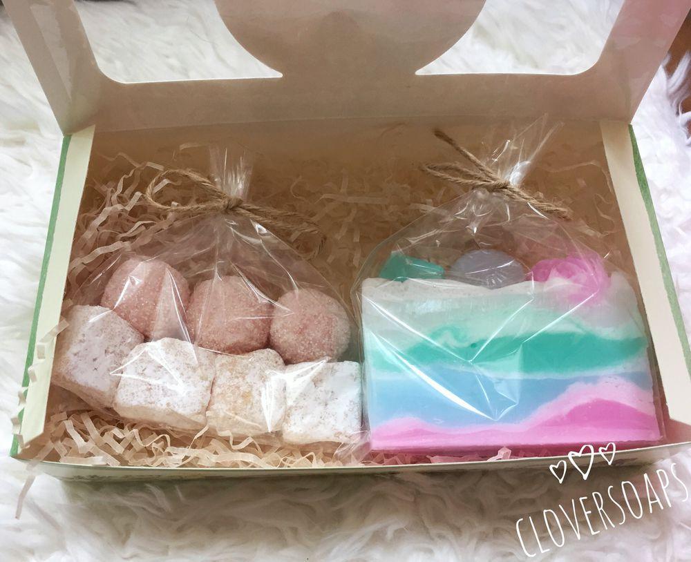 набор мыла, подарок на любой случай, ароматерапия