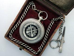 Наградные часы в Русской Императорской Армии. Ярмарка Мастеров - ручная работа, handmade.