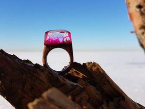 Wood Ring деревянные кольца и аксессуары. | Ярмарка Мастеров - ручная работа, handmade