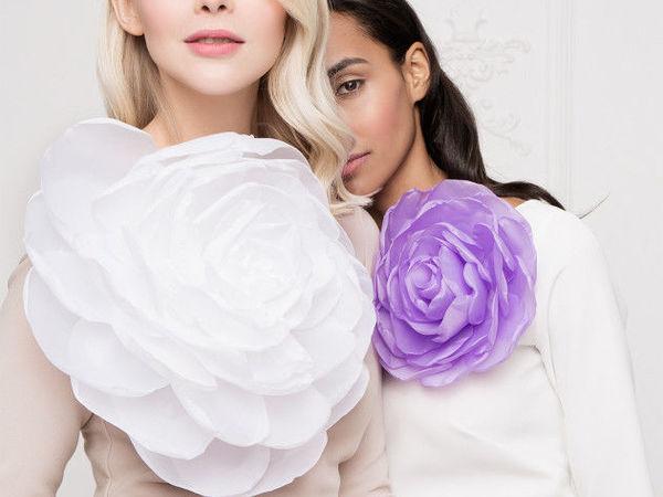 Красота и женственность в весенней коллекции бренда «Белое золото» | Ярмарка Мастеров - ручная работа, handmade
