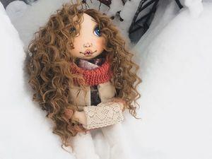 Текстильные Игрушки и Куклы ручной работы. Ярмарка Мастеров - ручная работа, handmade.