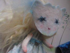 Лили... Девочка-цветок.... Ярмарка Мастеров - ручная работа, handmade.