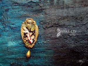 Каждый карп может подняться к Вратам Дракона вверх по Жёлтой реке, где будет превращен в дракона. Анонс НОВИНКИ!. Ярмарка Мастеров - ручная работа, handmade.