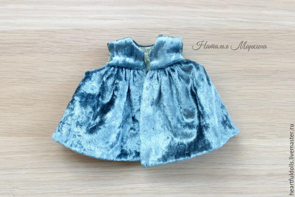 Шьем текстильную куклу Аленушку, фото № 33