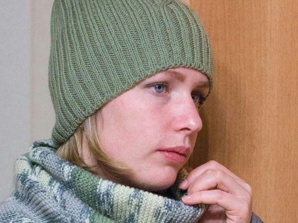 Новинка! Женская шапка.