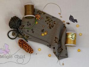 Про Серую Тряпочку,или из чего рождаются Феи... | Ярмарка Мастеров - ручная работа, handmade