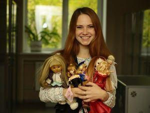 Приятно познакомиться.Я кукольник!. Ярмарка Мастеров - ручная работа, handmade.