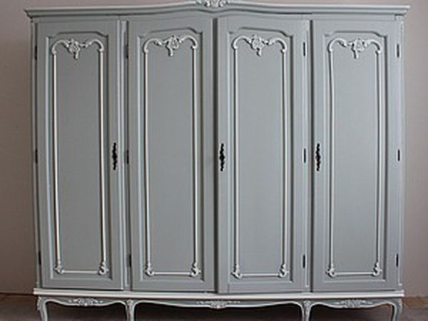Another Transformation. How to Restore a Wardrobe   Livemaster - handmade