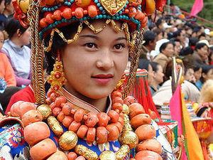 Тибетские украшения. Ярмарка Мастеров - ручная работа, handmade.