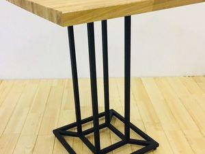 Стол кофейный дубовый. Новая позиция в ассортименте!. Ярмарка Мастеров - ручная работа, handmade.